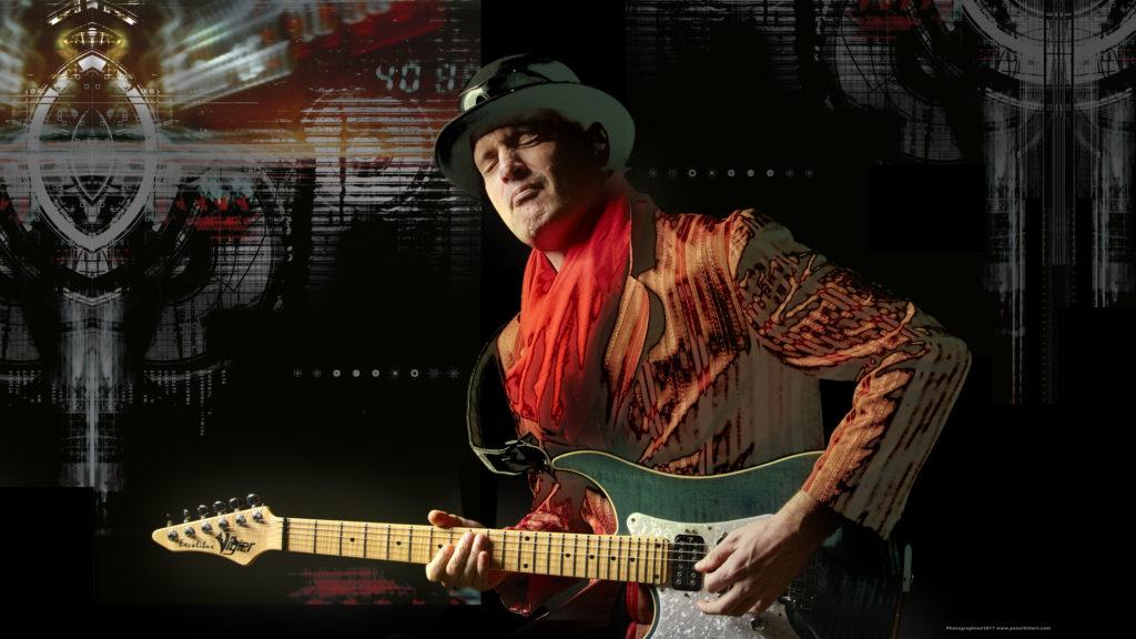 Jens Mayer Gitarre